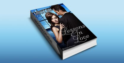"BDSM erotica ebook ""Lessons in Love"" by Kathryn R. Blake"
