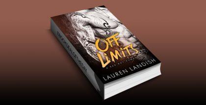 "contemporary romance ebook""Off Limits: A Bad Boy Romance"" by Lauren Landish"