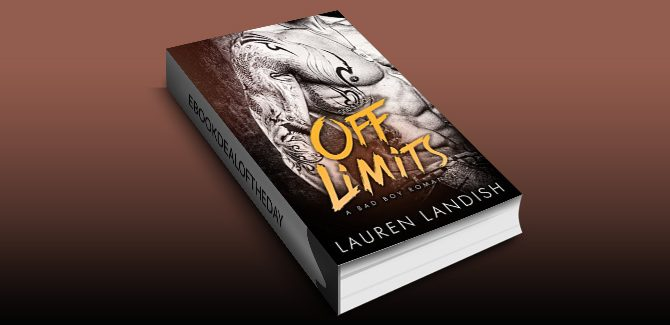 contemporary romance ebookOff Limits: A Bad Boy Romance by Lauren Landish