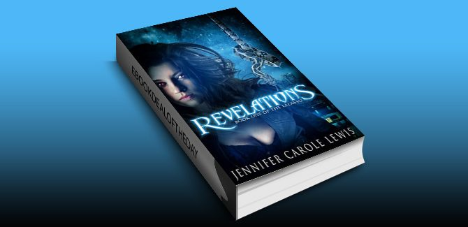 occult paranormal romance ebook Revelations: Book One of the Lalassu by Jennifer Carole Lewis