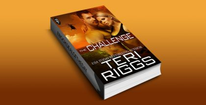 "romantic suspense ebook ""The Challenge"" by Teri Riggs"