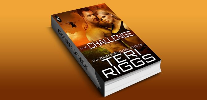 romantic suspense ebook The Challenge by Teri Riggs