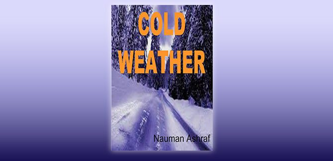 crime fiction shortstory ebook Cold Weather: Short story with action and suspense by Nauman Ashraf
