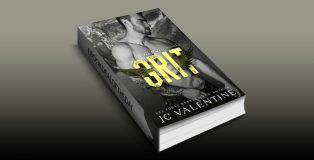 "crime drama women's fiction ebook ""GRIT: A Spartan Riders Novel"" by J.C. Valentine"