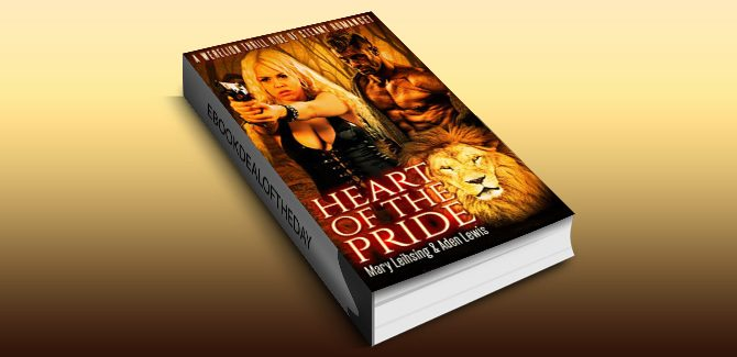 erotic paranormal romance ebook Heart of the Pride: Fur, Lust & Magic Book 1 by Mary Leihsing