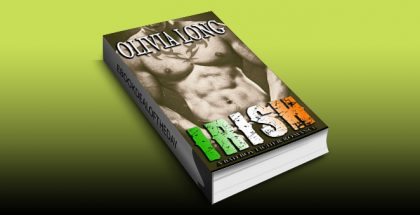 "contemporary romance ebook ""IRISH: a Bad Boy Fighter Romance"" by Olivia Hawthorne"