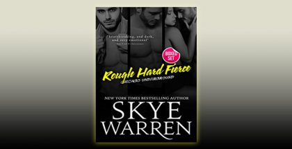 "contemporary romance box set ""Rough Hard Fierce: A Bad Boy Romance Boxed Set (Chicago Underground Boxed Set Book 1)"" by Skye Warren"