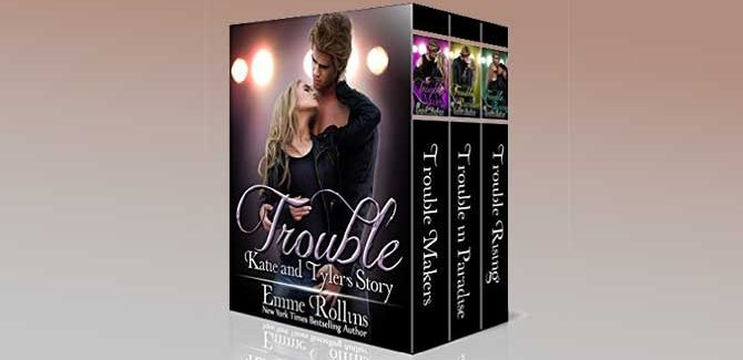 nalit romance boxed Trouble Boxed Set (New Adult Rock Star Romance): Katie and Tyler's Story (Trouble Boxed Sets Book 2) by Emme Rollins