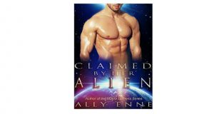 "scifi romance kindle book ""Claimed by her Alien (Mated Lichtens Book 4)"" by Ally Enne"