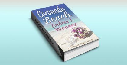 """women's fiction romance ebook """"Coronado Beach (Flower Fields Book 1)"""" by Andrea J. Wenger"""