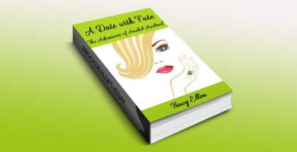 "comedy romantic suspense ebook ""A Date with Fate"" by Tracy Ellen"