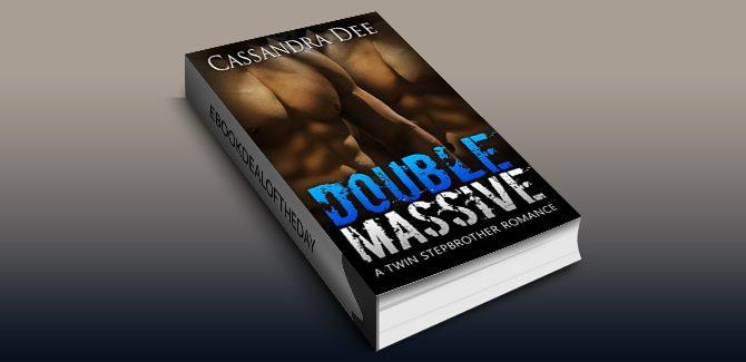 romantic erotica ebook DOUBLE MASSIVE by Cassandra Dee