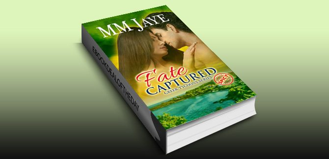 contemporary romance ebook Fate Captured (Spicy romance): A Greek Tycoons novel by MM Jaye