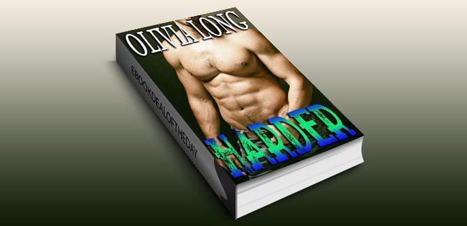 contemporary romance ebook HARDER by Olivia Hawthorne