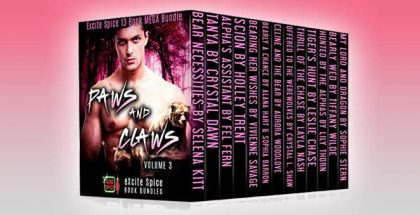 "paranormal romance anthologies ""Paws and Claws (Volume 3)"" by Selena Kitt"