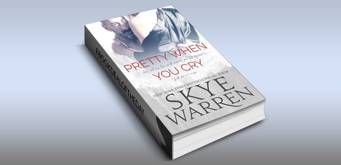 newadult romantic suspense ebook Pretty When You Cry by Skye Warren
