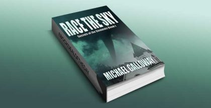 "scifi religious fiction ebook ""Race the Sky (Secrets of the Elements Book I)"" by Michael Galloway"