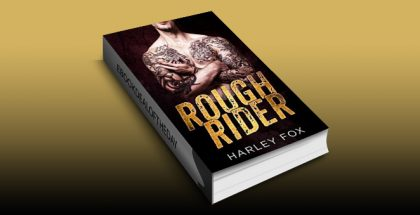 "rganized crime fiction ebook ""Rough Rider"" by Harley Fox"
