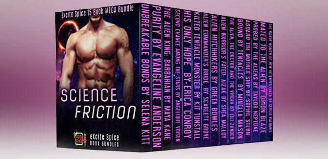 scifi romancei boxset Science Friction: 15 Book MEGA Sci-Fi Romance Bundle (Excite Spice Boxed Sets) by Selena Kitt