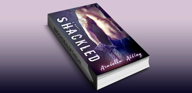 na romantic erotica ebook Shackled: A Stepbrother Romance Novel by Arabella Abbing