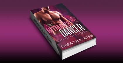 "mafia romance ebook ""The Hitman's Dancer"" by Tabatha Kiss"