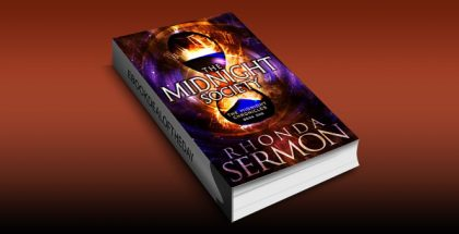 "ya scifi timetravel ebook ""The Midnight Society (The Midnight Chronicles Book 1)"" by Rhonda Sermon"