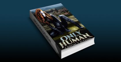 "urban fantasy ebook ""Only Human (Kirsten O'Shea Book 1)"" by Candace Blevins"