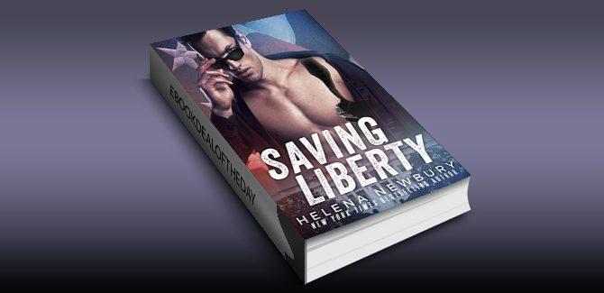 romantic suspense ebook Saving Liberty by Helena Newbury