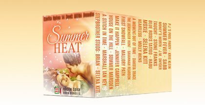 "romance boxed set ""Summer Heat: 14 Book MEGA Bundle"" by Selena Kitt + Many More"
