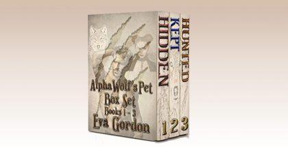 "paranormal romantic suspense ebook ""Alpha Wolf's Pet, Trilogy Box Set"" by Eva Gordon"