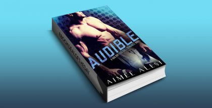 "steamy sports romance ebook ""Audible: A Secret Baby Sports Romance"" by Aimee Alesi"