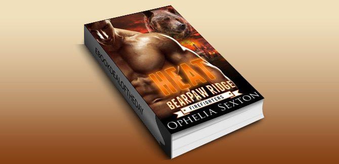 Heat: A Werebear + BBW Paranormal Romance (Bearpaw Ridge Firefighters Book 1) by Ophelia Sexton