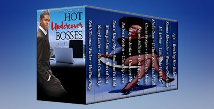 "contemporary romance boxed set ""Hot Undercover Bosses: 12 Sensual Romance Books"" by Various Authors"