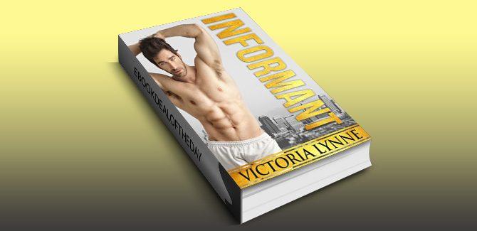 romantic suspense ebook INFORMANT by Victoria Lynne