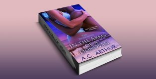 """African-American romantic suspense ebook """"In the Arms of a Donovan"""" by AC Arthur,"""