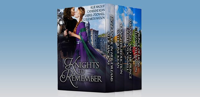 historical romance ebooks Knights To Remember by Various Authors