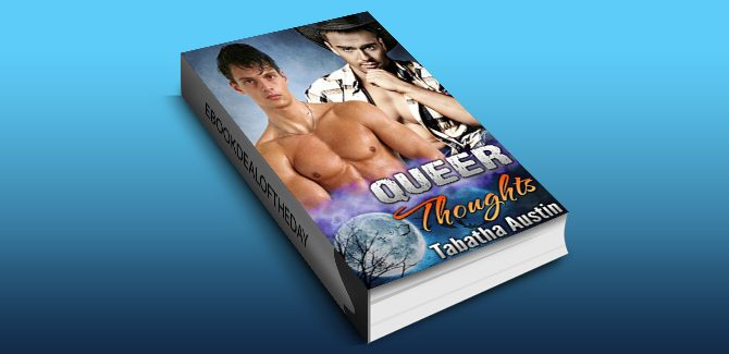 gay paranormal romance ebook Queer Thoughts by Tabatha Austin