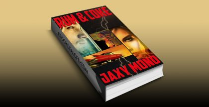 "thriller romance ebook ""Rum & Coke"" by Jaxy Mono"
