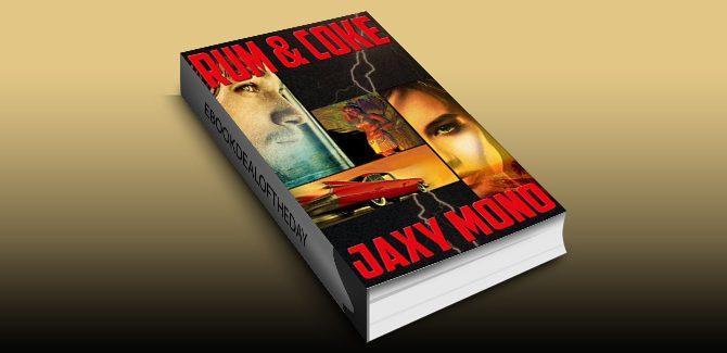 thriller romance ebook Rum & Coke by Jaxy Mono