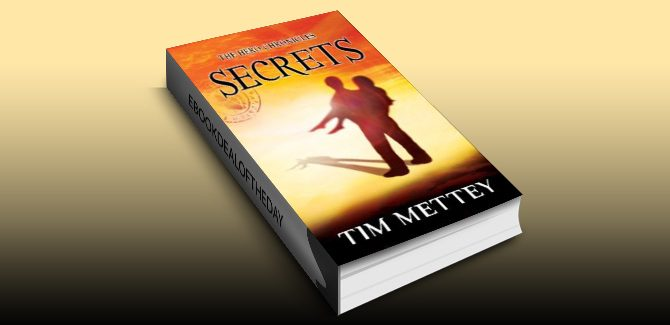 young adult fiction ebook Secrets: The Hero Chronicles (Volume 1) by Tim Mettey