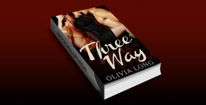 "contemporary romance ebook ""Three Way, the Novel"" by Olivia Long"