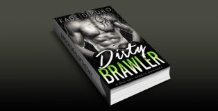 "new adult romance ebook ""Dirty Brawler: A Bad Boy Sports Romance"" by August Dimuro & Teagan Kade"