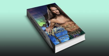 "timetravel historical romance ebook ""Her Trusted Highlander: The Mackalls of Dunnet Head"" by Jennae Vale"