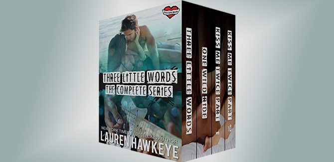 new adult romance boxed setThree Little Words: The Complete Series by Lauren Hawkeye