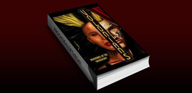 ya scifi & fantasy ebookVolonians: Mysteries of the Vondercrat (Book #1) by Carlos Hardy & Christopher Edwards