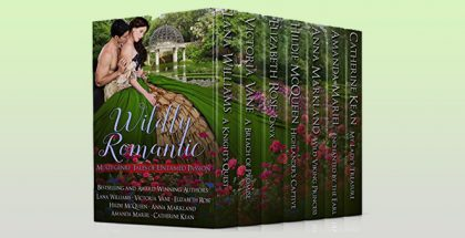 "regency medieval romance boxed set ""Wildly Romantic: A Multi-Genre Collection"" by Various Authors"