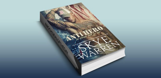 contemporary romance ebook Anti Hero by Skye Warren