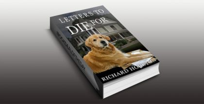 "amateursleuth cozy mystery ebook ""Letters to Die For"" by Richard Houston"