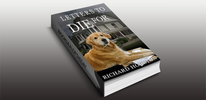 amateursleuth cozy mystery ebook Letters to Die For by Richard Houston
