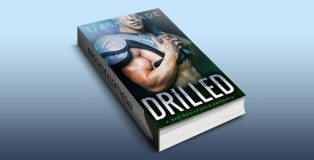 "sports contemporary romance ebook ""Drilled: A Bad Boy Sports Romance"" by Teagan Kade"